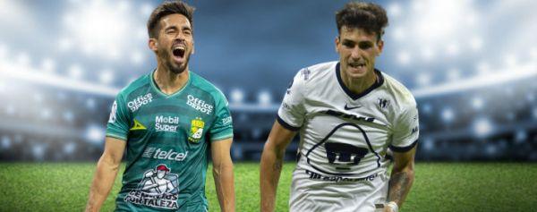 León vs Pumas, la final del Guardianes 2020