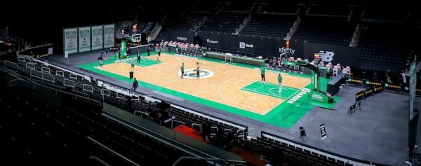 Suspenden juego entre Celtics y Heat por COVID-19, Miami no contaba con los jugadores necesario para jugar