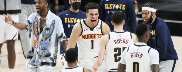 Los Nuggets remontan y se meten a las Semifinales de Conferencia