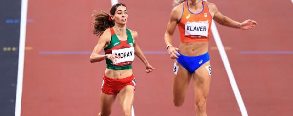 Paola Morán se queda sin Final en los 400 metros de Tokio 2020