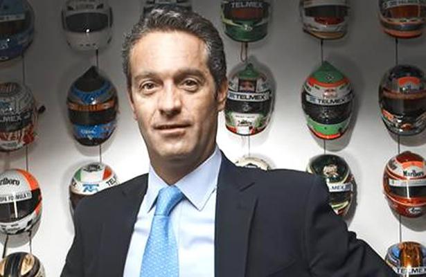 #CDMX, la capital mundial del automovilismo: Slim Domit