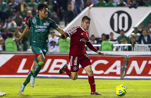Xolos rescata el empate 2-2 ante Jaguares en un partido intenso 7a1d8f1060005