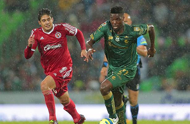 Xolos rescata el empate ante Santos con un gol de último minuto ba9064b004fd1
