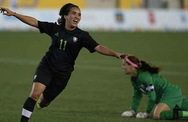 La selección mexicana femenil la volvió a hacer y este viernes consiguió la  medalla de bronce del torneo de futbol femenil de los Juegos Panamericanos  ... ed202e90a59bb