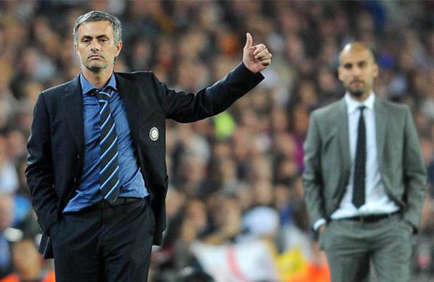 Guardiola asegura no tener enemistad con Mourinho