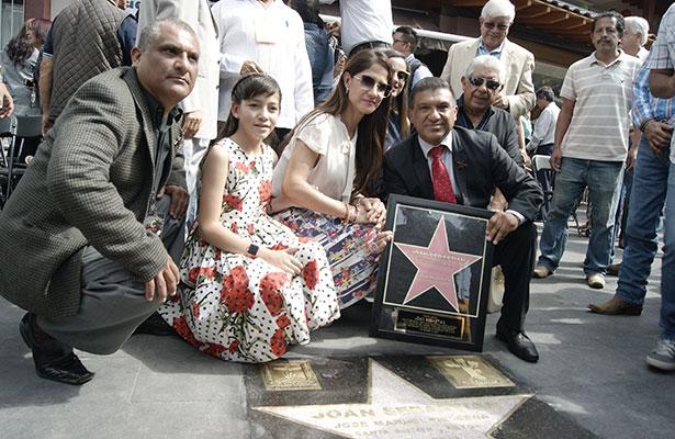 Joan Sebastian Una Estrella Inmortalizada