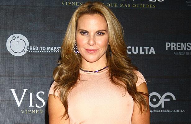 Kate del Castillo, sin garantías para regresar a México