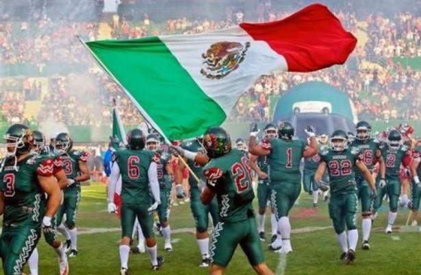 México va por medalla en Mundial de Fútbol Americano   Coach Rivera 601981d71ab7c
