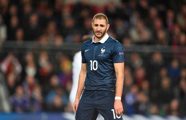Benzema, decepcionado por no ser convocado a Francia