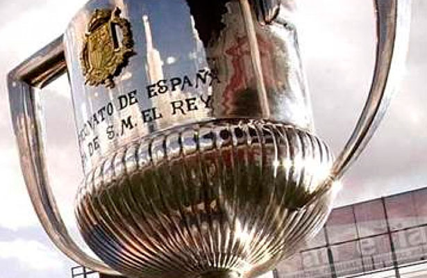Definidos los cuartos de final de Copa del Rey