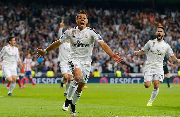 El Real Madrid celebró la victoria... pero no sentenció