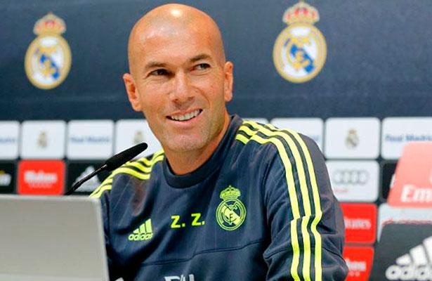 Resultado de imagen para zidane real madrid tecnico