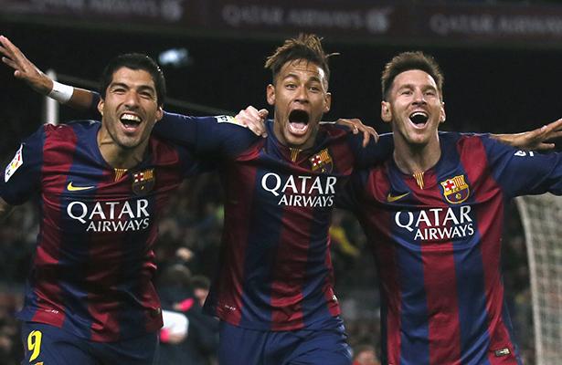 ¡Volvió la MSN! Neymar regresa a Barcelona