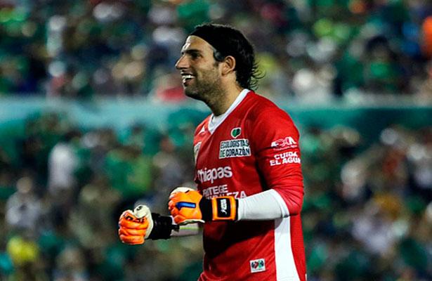 Jorge Villalpando ya entrena con Lobos BUAP, ante la baja de Lucero