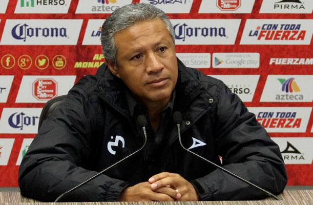 Morelia, unido ante el rechazo, asegura Hernández