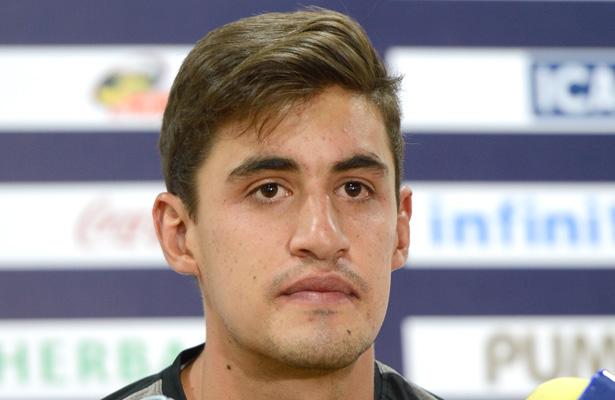 Josecarlos Van Rankin, a préstamo a Chivas