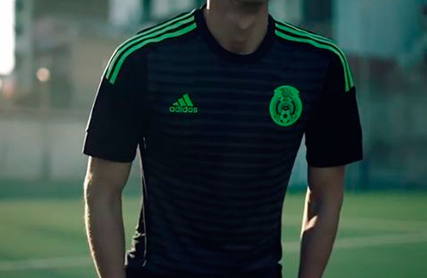 e53a5674bc0aa México estrenará uniforme para las Copa Oro y América