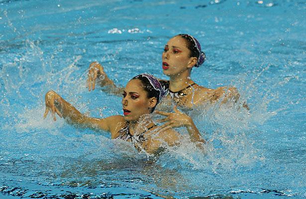 Mexicanas terminan en el top 10 en el Mundial de Budapest