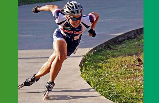 La CDMX gana oro en patines sobre ruedas y frontón en la Olimpiada Nacional