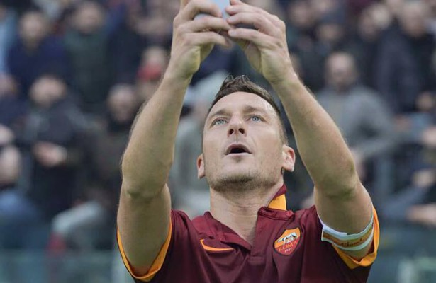 Oficial: Francesco Totti se retirará a final de la temporada