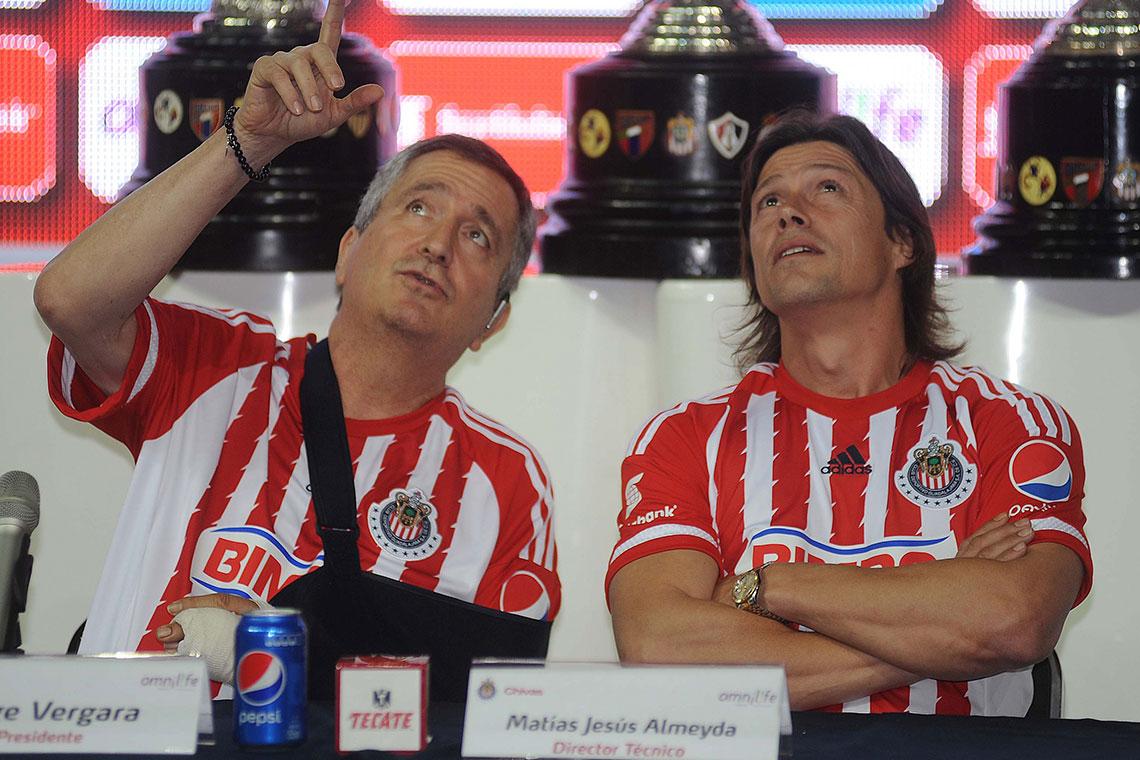 'Me apasiona más entrenar a Chivas que al Inter': Almeyda