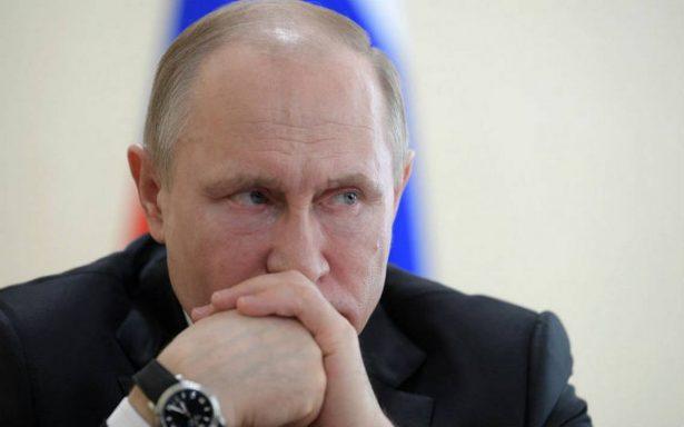 "Putin advierte ""caos"" global si Occidente ataca nuevamente a Siria"