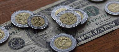 En picada la moneda mexicana; volvió a 19.42 por dólar