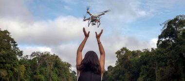 Drones civiles, una amenaza a la seguridad