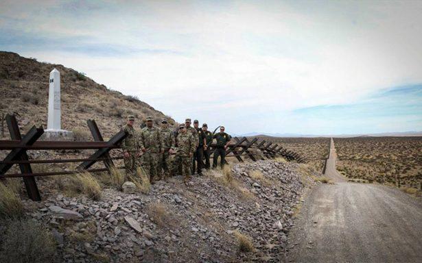 Guardia Nacional no realizará cacería de inmigrantes en la frontera con México