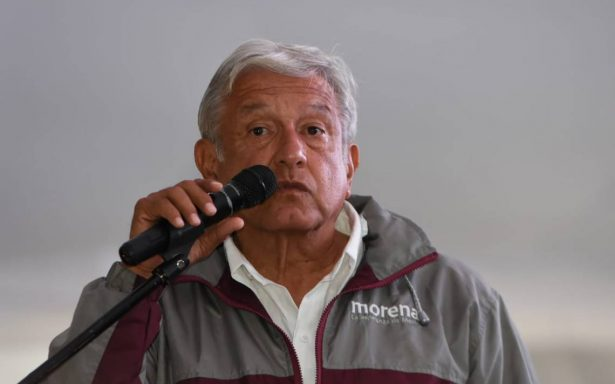 Obra del Tren México-Toluca concluirá a más tardar en 2019: AMLO