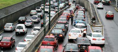 Este miércoles no circulan autos con engomado rojo