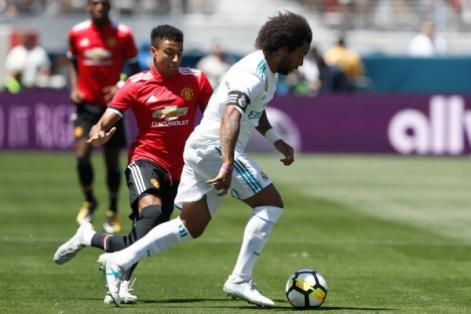 Manchester United vence al Real Madrid en tanda de penales