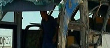 Al menos 23 muertos deja un ataque contra un autobús en Egipto