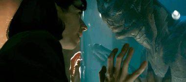 """Censuran en China """"La Forma del Agua"""" de Guillermo del Toro ¿por obscena?"""