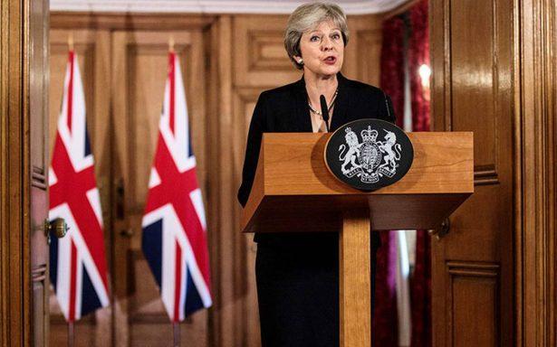 "Theresa May: el Brexit en un ""callejón sin salida"""