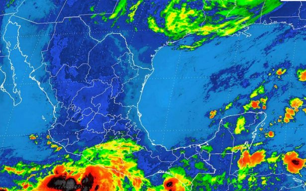 Alertan sobre 80 por ciento de probabilidad de ciclón en Pacífico Sur
