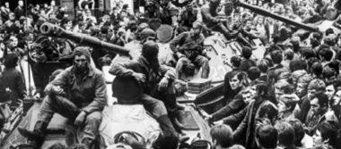 Se cumplen 50 años de la Primavera de Praga, la división de rusos