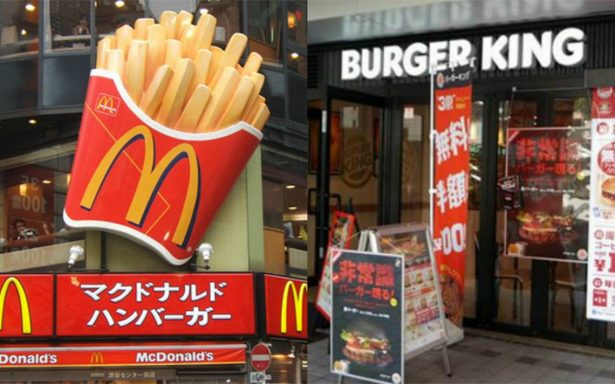 Resurge batalla entre McDonalds y Burger King. ¿Quién ganará?