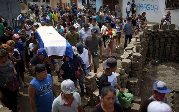 """La UE pide a Nicaragua poner fin """"inmediato"""" a la violencia y represión"""