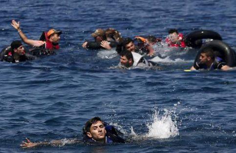 Serían 245 los migrantes muertos en dos naufragios en el Mediterráneo