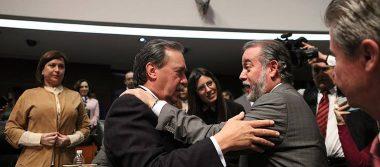 Raúl Cervantes no se reincorporará al Senado: Emilio Gamboa