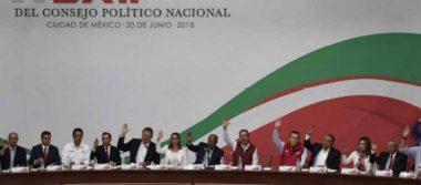 Inicia PRI relevo en dirigencia nacional