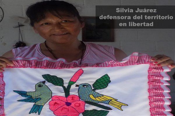 Condena el Fraybaencarcelamiento de Silvia Juárez