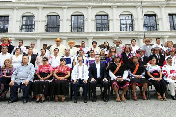 Jueces indígenas responden a capacitaciónpara mejorar sus funciones: Rutilio
