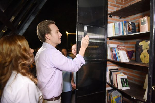 Velasco pone en marcha la rehabilitación de la Calzada de los Hombres Ilustres en Tuxtla