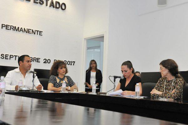 Se crea Comisión Especial que dará seguimiento a la reconstrucción: Eduardo Ramírez