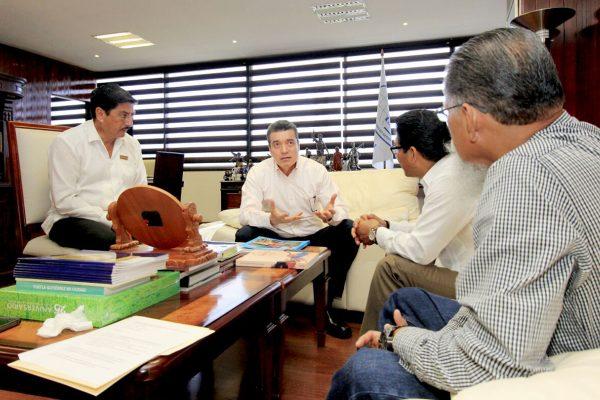 Excelente labor de RutilioEscandón en el PJ: Unesco