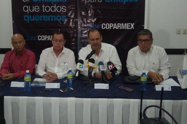 Transparentar recursos dereconstrucción: Coparmex