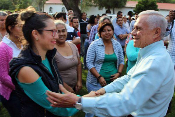 Aguilar Bodegas agradece alos trabajadores de la Secam