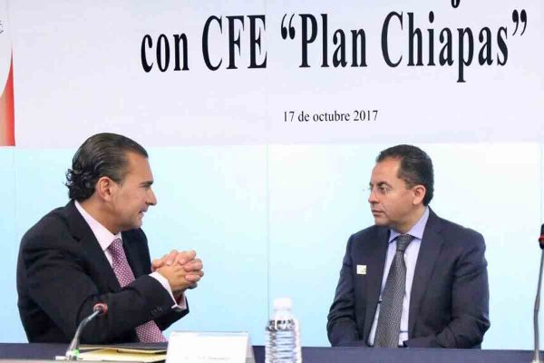 Vamos avanzando con el Plan Chiapas: Melgar